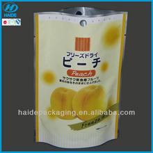 food safe freeze dried fruit packaging bag