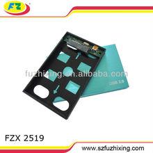 SATA HDD/SSD Aluminum Exteranl HDD Case