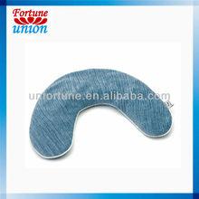 heat grain u shaped pillow