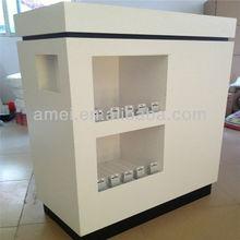 Large plastic toys display/vacuum formed plastic display/vacuum forming display with pusher