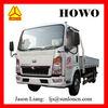 HOWO Light Truck Cargo Weight 3T Diesel Euro 2 Truck