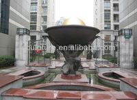 Large Antique imitation Cast Bronze Sculpture for sale