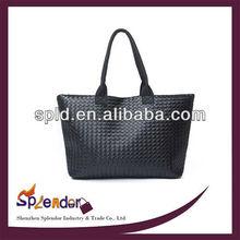 2014 fashion knit shoulder designer handbags lady bags