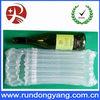 Free design hot sale plastic bubble wine bags for wine bottles