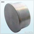 Stainless steel round tube pipe End Cap