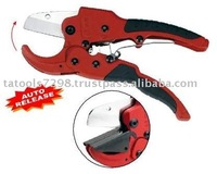 (ABT-3401) RATCHET PVC PIPE CUTTER W/ FLAT STAND