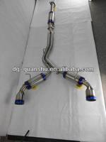 exhaust for Toyota GT86 titanium catback