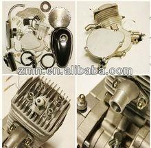 Bicimotor Importadas Colores Bicimoto Freno A Disco/ Bike Motor Kit/ Gasoline Engine