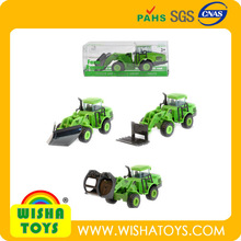 1 43 scale diecast metal toys farm trucks for promotion