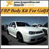 R32 FRP Body Kit For VW Golf 4 (front bumper ,rear bumper ,side skirts)