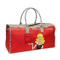 Lovely multipurpose girls travel luggage