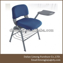 2014 hot selling antique school chairs with writting pad for sale