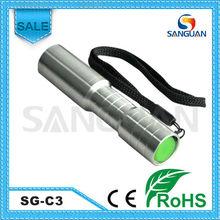 strobe flashlight waterproof mini maglite led