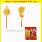 16g good taste fruit flavor lollipop candy/lollipop/flat lollipop
