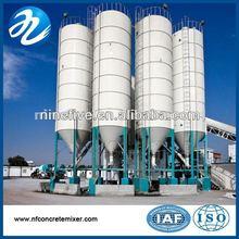HZS75 Self Loading Ready Mixed Concrete Plant Sale