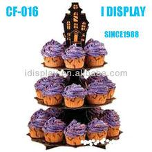 original design 3 tiers cardboard cupcake