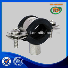 rubber pipe sleeve clamp