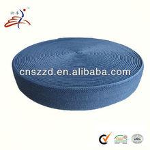 colored plush elastic band nylon