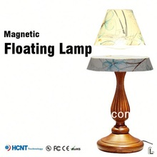 2013 New design !Magnetic floating lamp ,wood lamp skin analyzer
