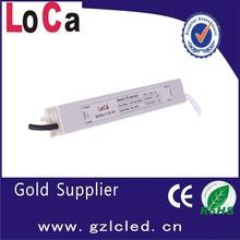ac220v 110v dc 12v 24v aluminum waterproof led driver smps