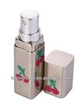 P30005I Metal cute perfume bottle