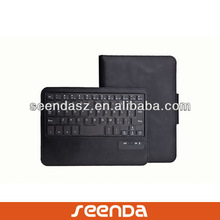 "Detachable Bluetooth keyboard PU Leather folio Case/ cover for ASUS Google Nexus 7 inch 2nd Gen Tablet 7"" - Seenda Brand"