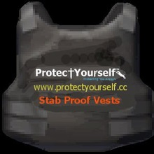 Covert Stab Proof Vest KR1 KR2