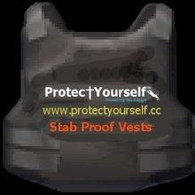 Covert Stab Proof Vest KR1 KR2