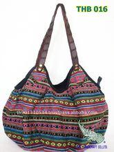 Thai Vintage HMONG Tribe Shoulder Bag Handbag 016