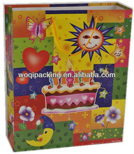 TOP QUALITY Luxury Design hot sale birthday best paper bags