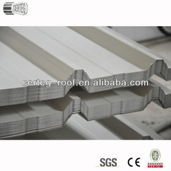 Galvalume Corrugated Painted Metal Roof