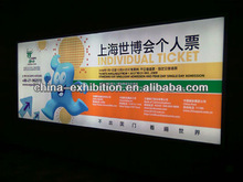 LED light display light box advertising board