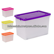 Felton Eco-Friendly Multipurpose Plastic Storage Box