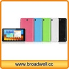 Most Popular Different color Allwinner A23 Dual Core Dual Camera 7 Inch Cheap GSM Phone Call Android Tablet