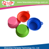 New product pet use silicone novelty pet bowls
