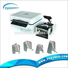 Patent yxd-id mini 3d için süblimasyon makinesi telefonu case/mug/fare baskı
