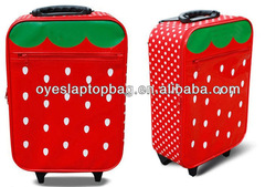 2012 cheap colorful luggage for kids luggage wheels of cheap kids luggage