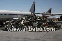 Aluminum scrap 7075 from airplanes