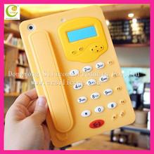 Telephone new shape silicone case for apple ipad mini,for ipad mini smart cover case