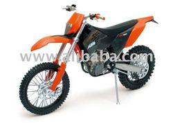 1:12 die cast motorcycle- KTM 450 EXC