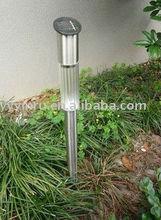 YINRU-Stainless Steel outdoor light,solar light for garden,led outdoor light