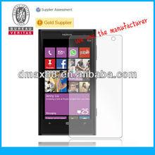 Wholesale mobile phone accessories for Nokia lumia 1020 (Screen Protector) oem/odm (Anti-Glare)