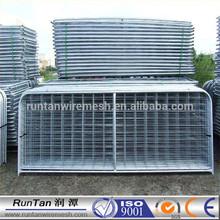 Hot sale galvanized metal farm gates (Factory,ISO9001)