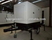 Deutz 36kW Dynamo Diesel Generator by Hand Crank