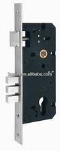 high quality aluminum sliding glass container door lock