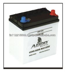 DIN Dry Charged Lead Acid Battery 54827