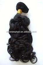 100% virgin human hair undyed natural color virgin hair
