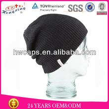 2013 Popular 100% acrylic winter men knitted cap