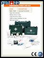 plástico de alta qualidade universal kit de primeiros socorros