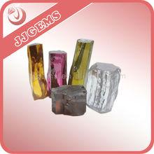 Zircon cubique synthétique / matière première pour la fabrication de bijoux